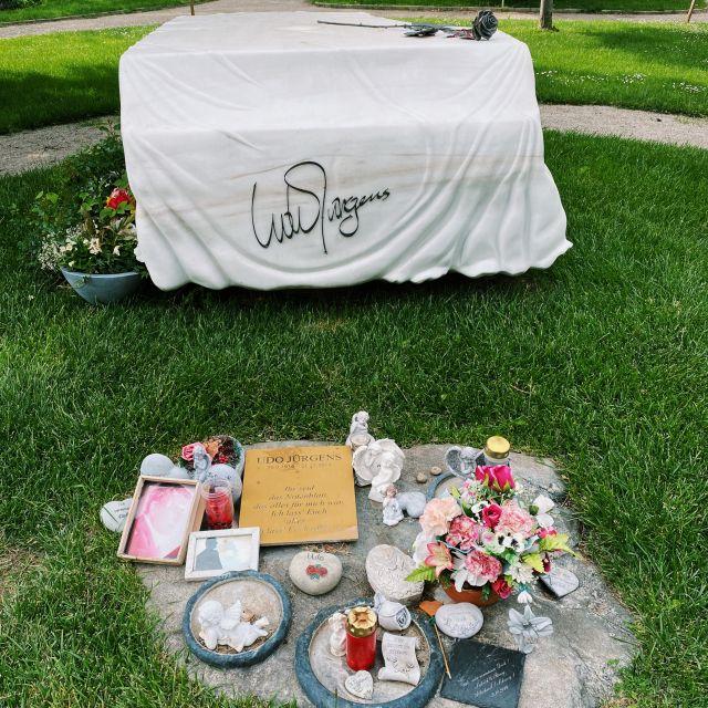 Ehrengrab von Udo Jürgens.