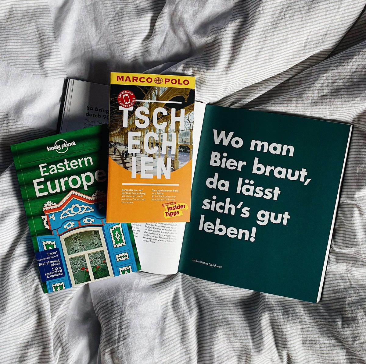 """""""Wo man Bier braut, da lässt sich's gut leben!"""" - Tschechisches…"""