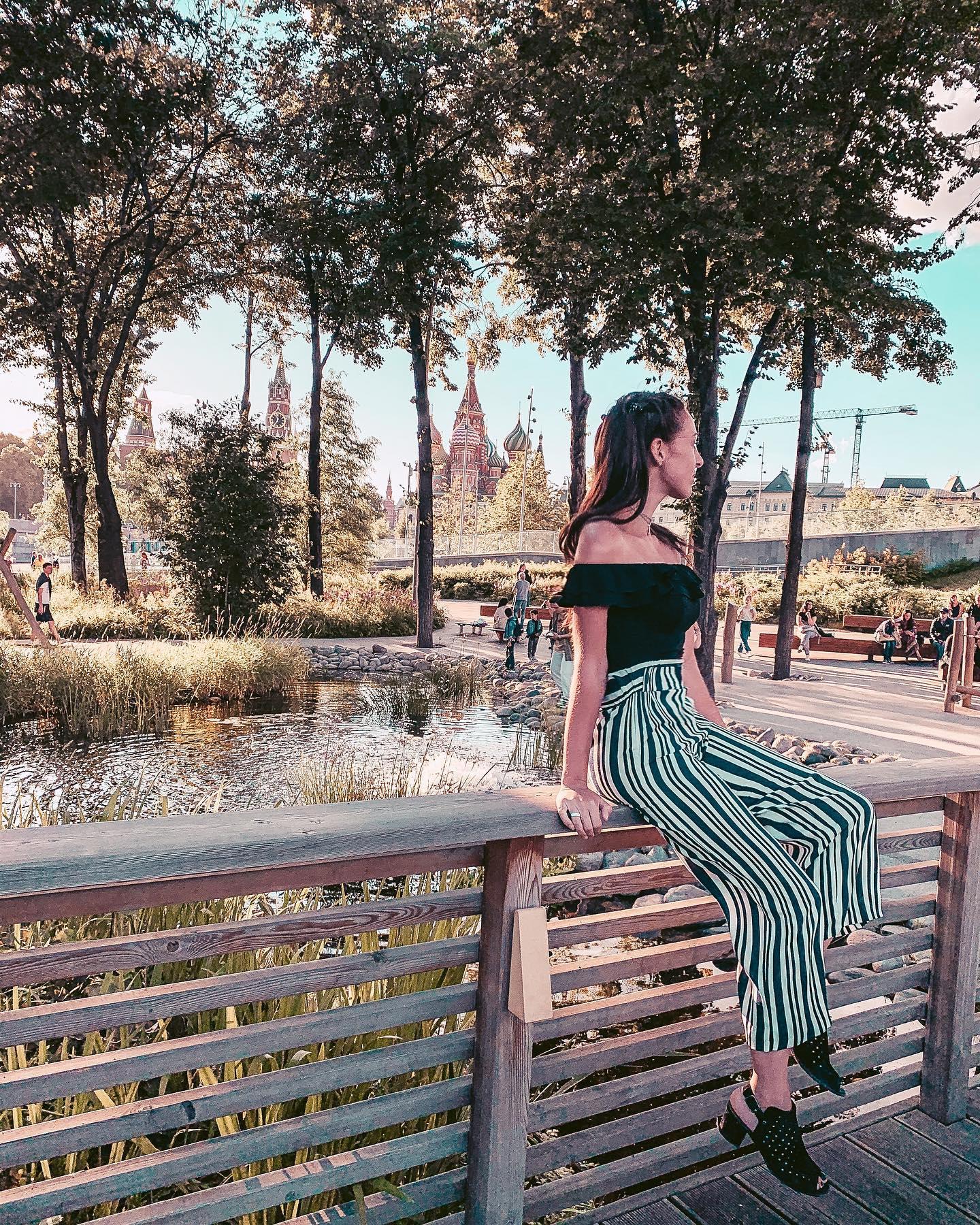 Direkt neben dem Roten Platz, ein Platz der Ruhe. Grün, Natur, ungestört.…