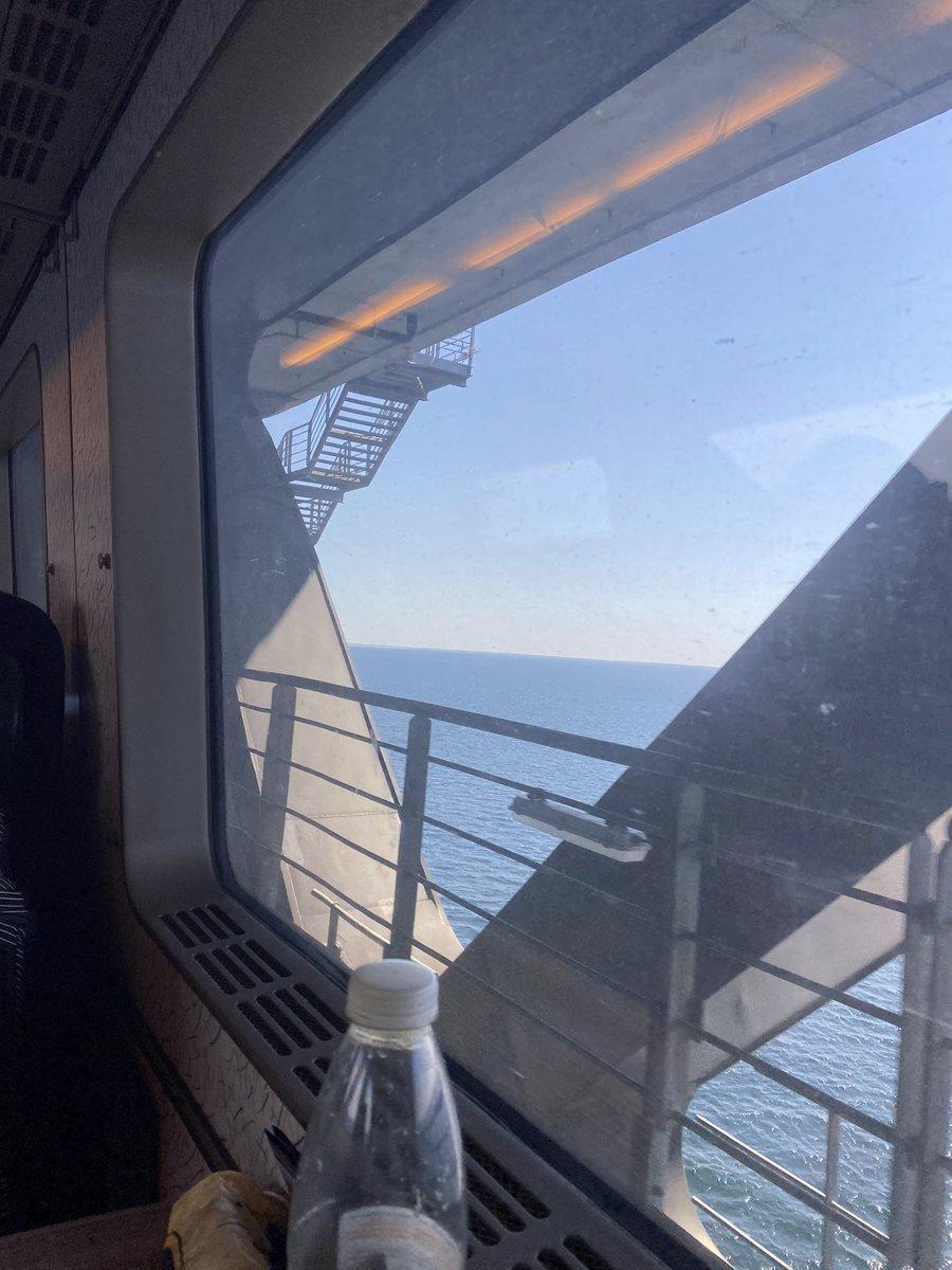 Ich hatte mich riesig auf die Überquerung der Öresundbrücke gefreut und war…