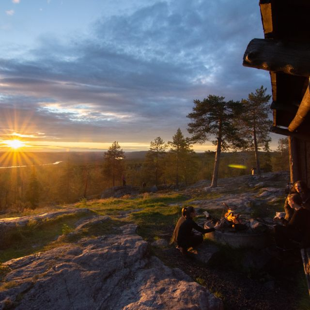 Nordlichtjagd: Mein Rezept für finnisches Glück!