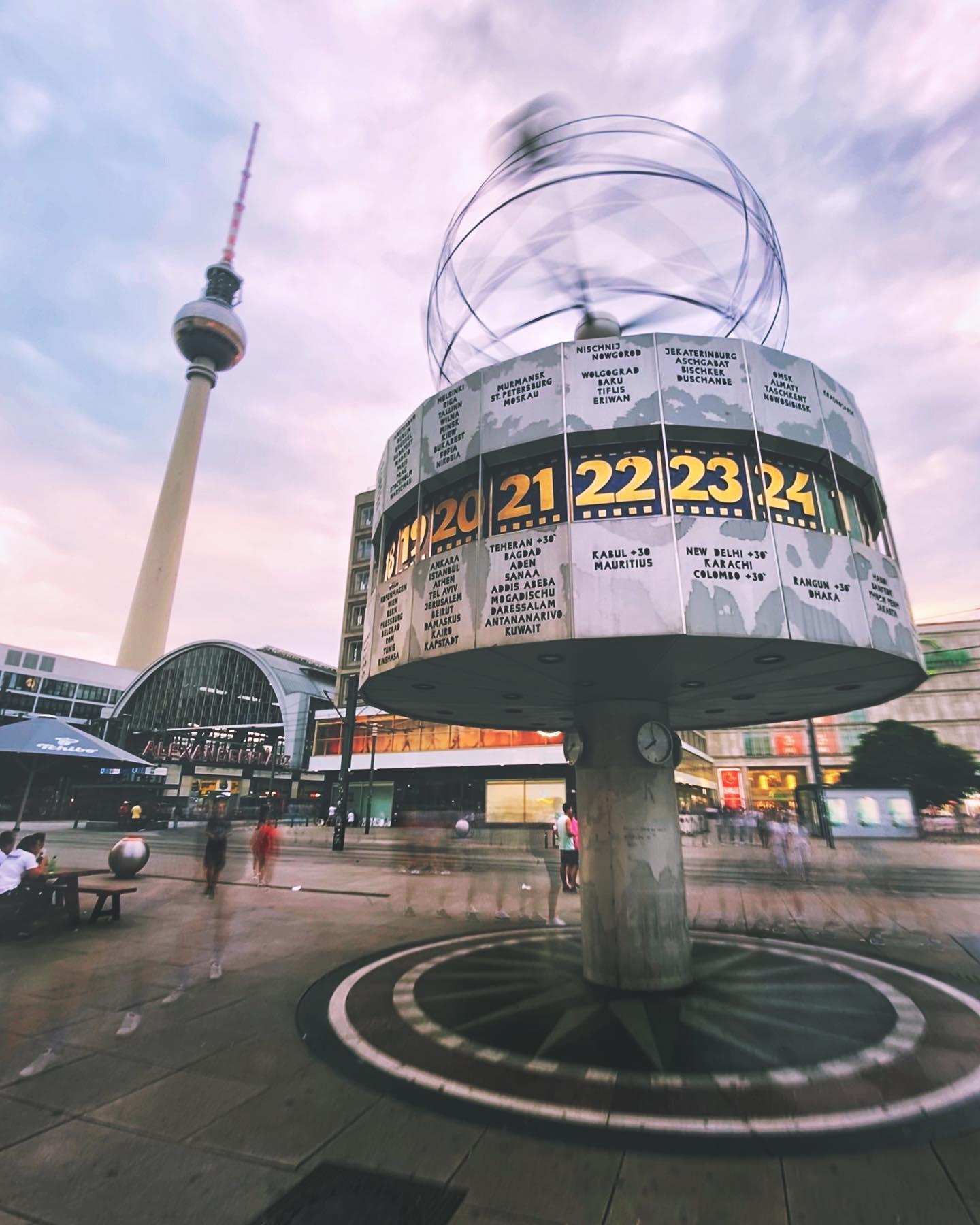 Die letzten Stunden in Berlin... ⏰…