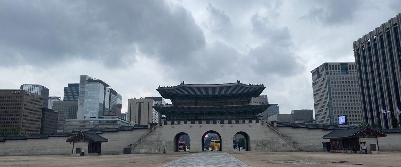 Die einzigartige Skyline Seouls