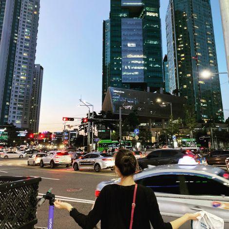 Das Großstadtfeeling in Seoul ist definitiv nicht mit München zu vergleichen!…