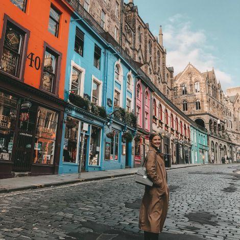Die Victoria Street diente JK Rowling als Inspiration für die…