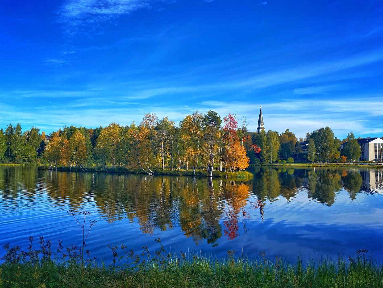 Herbst in Rovaniemi 🍁…
