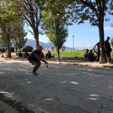 Boule- und Pétanque-Turnir
