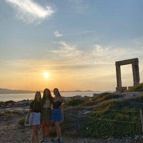 Tempeltor von Naxos 🏛…