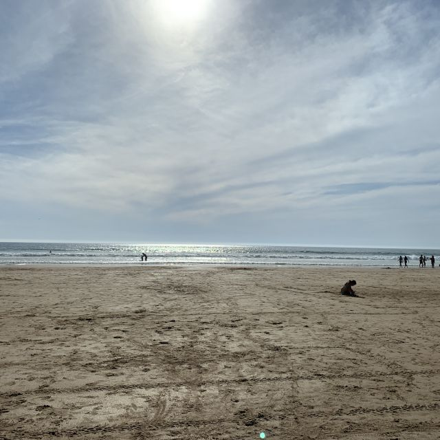 Verlaufen am Strand – Mein erster Tag in Lissabon