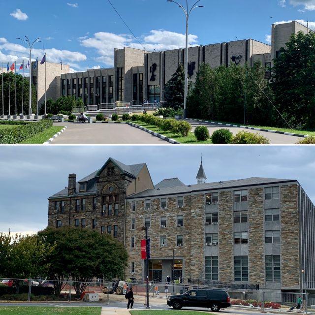 USA vs. Russland: Zwei Auslandssemester im Vergleich