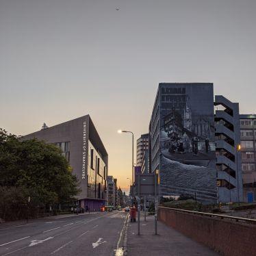 Gebäude der University of Strathclyde in der George Street.