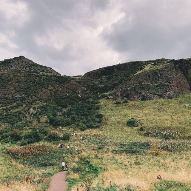 grüne Gebirge