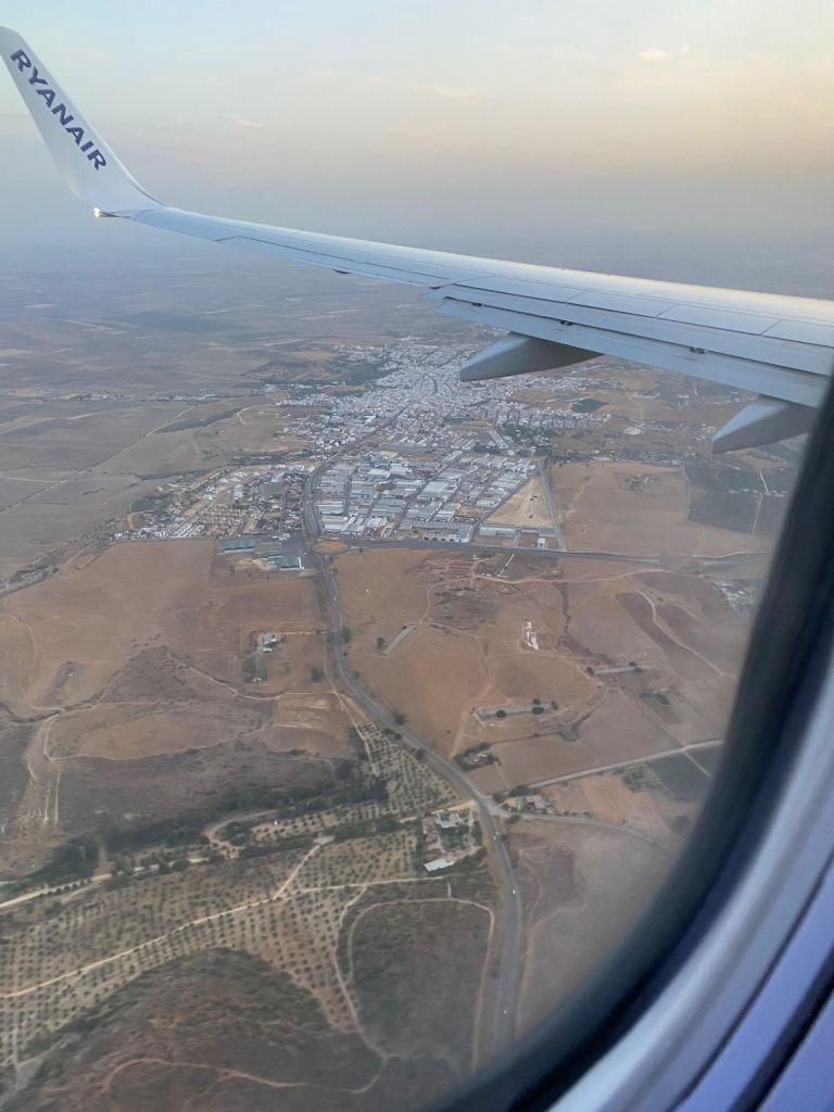 LLegada – Ankunft