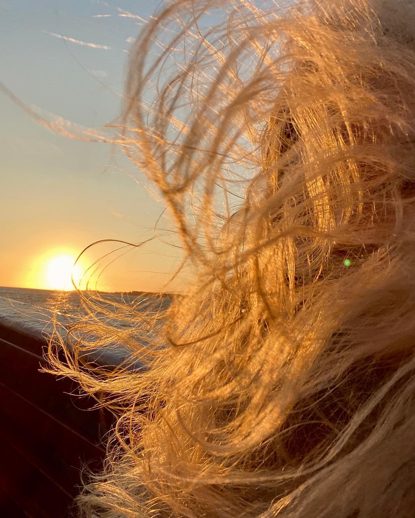 Vom Winde verweht 🌊 …