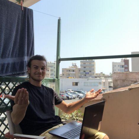 Love my balcony