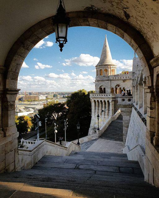 Bis bald und viszontlátásra, Budapest!