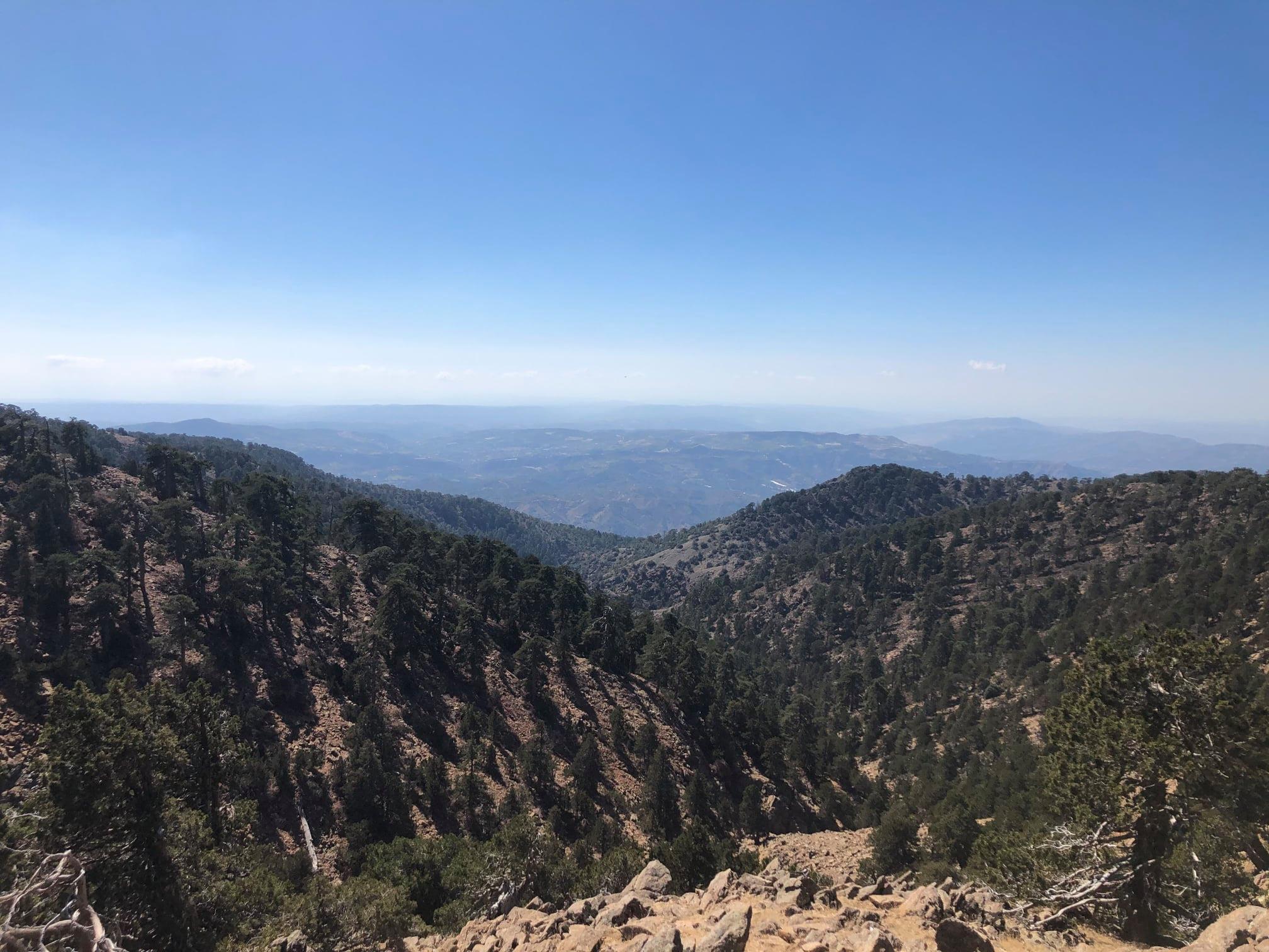 Wandern im Troodos-Gebirge und rund um den höchsten Berg Zyperns - den Mount…