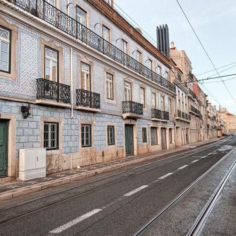 Durch die Straßen Lissabons flanieren 🚋 …