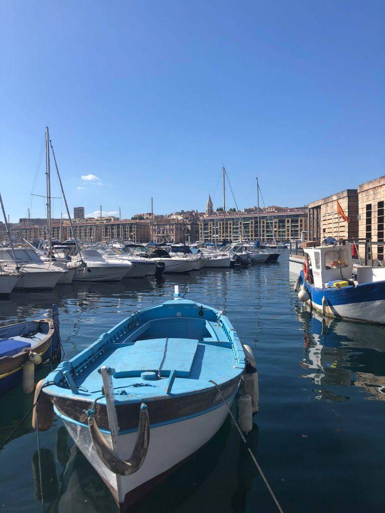 Mein Praktikumsalltag in Marseille