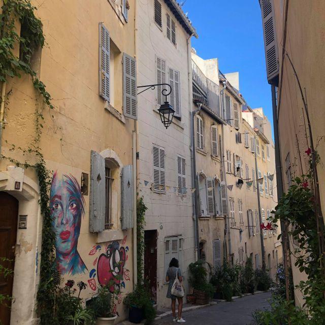 Eine meiner Lieblingsgassen in Marseille
