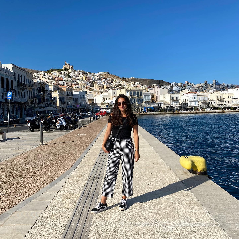 Letztes Wochenende ging es für mich auf die Insel Syros! Ich habe zwar bisher…