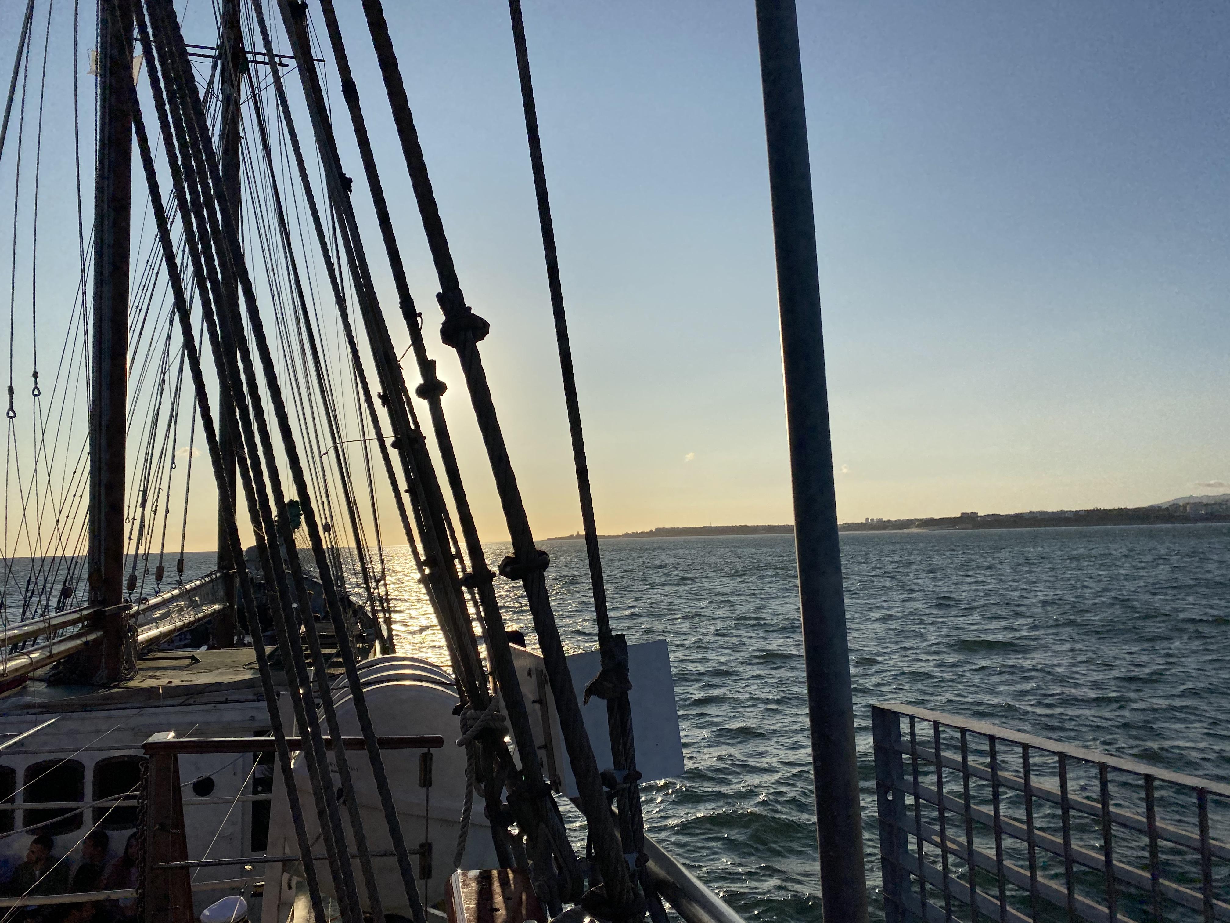 Gestrandet auf der Sandbank – Bootsausflug mit Erasmus Life