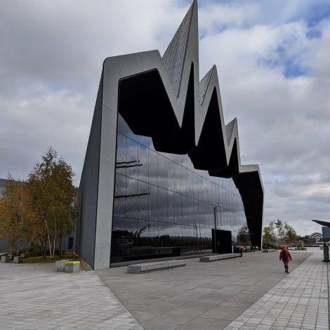 Laut Tripadvisor die zweitbeliebteste Sehenswürdigkeit in Glasgow. Das…