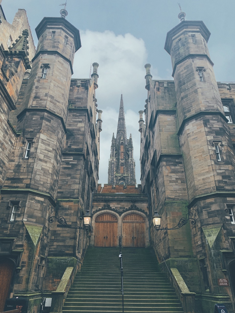 Auf den Spuren von Harry Potter: Magisches Edinburgh