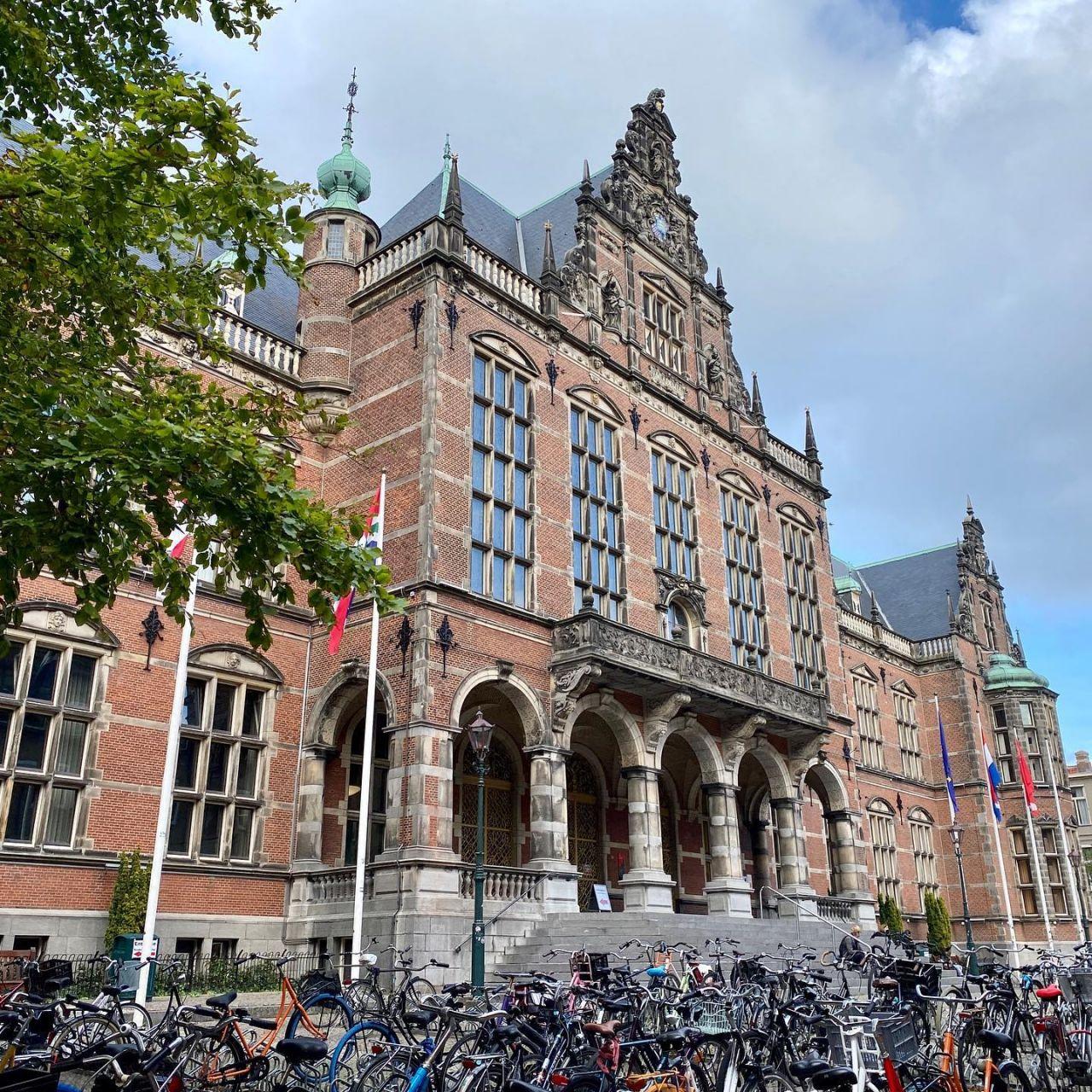 Die Reichsuniversität Groningen wurde 1614 errichtet und zählt damit zu einer…