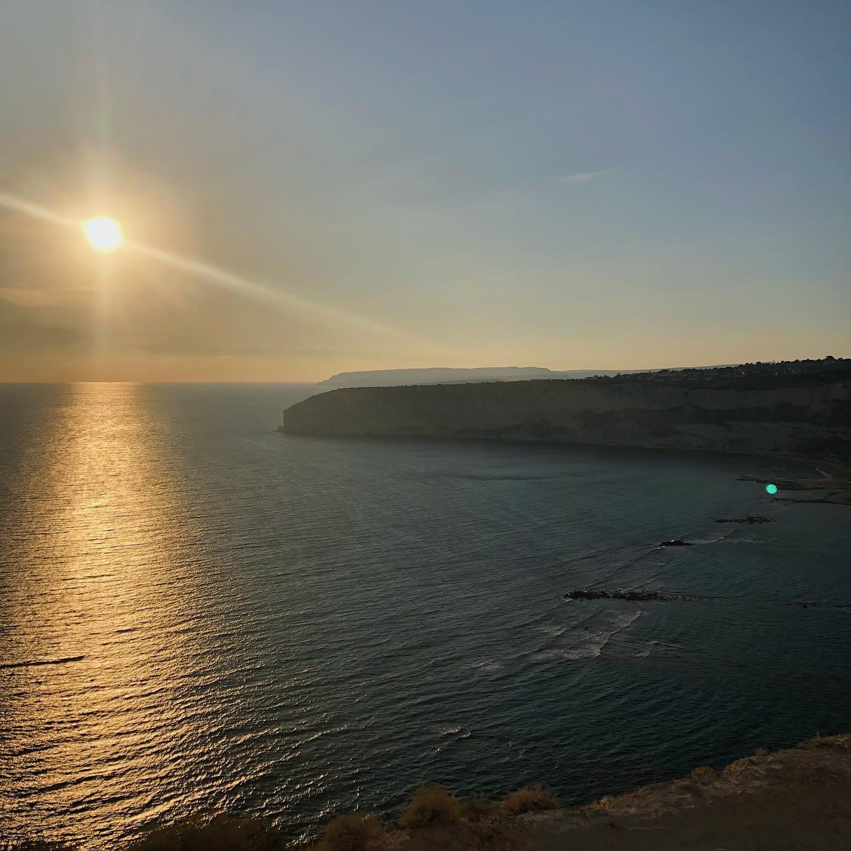 • Sonnenuntergang auf Zypern 🌅 •…