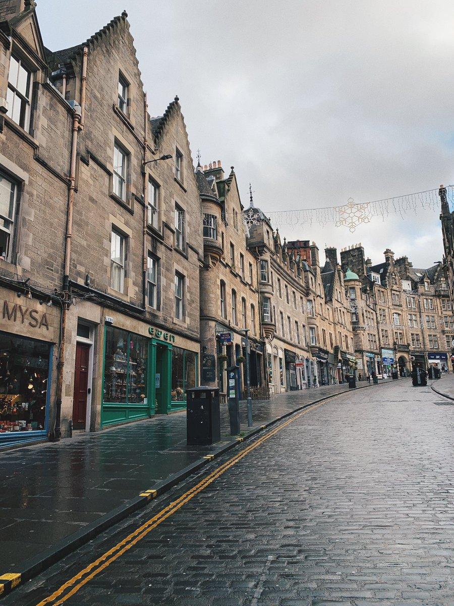 Auch in meiner letzten Woche in Schottland entdecke ich noch neue Straßen in…