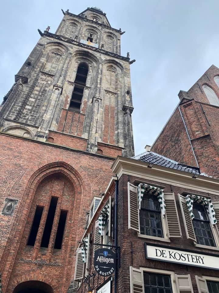 Kalte Tage in Groningen. #erlebees
