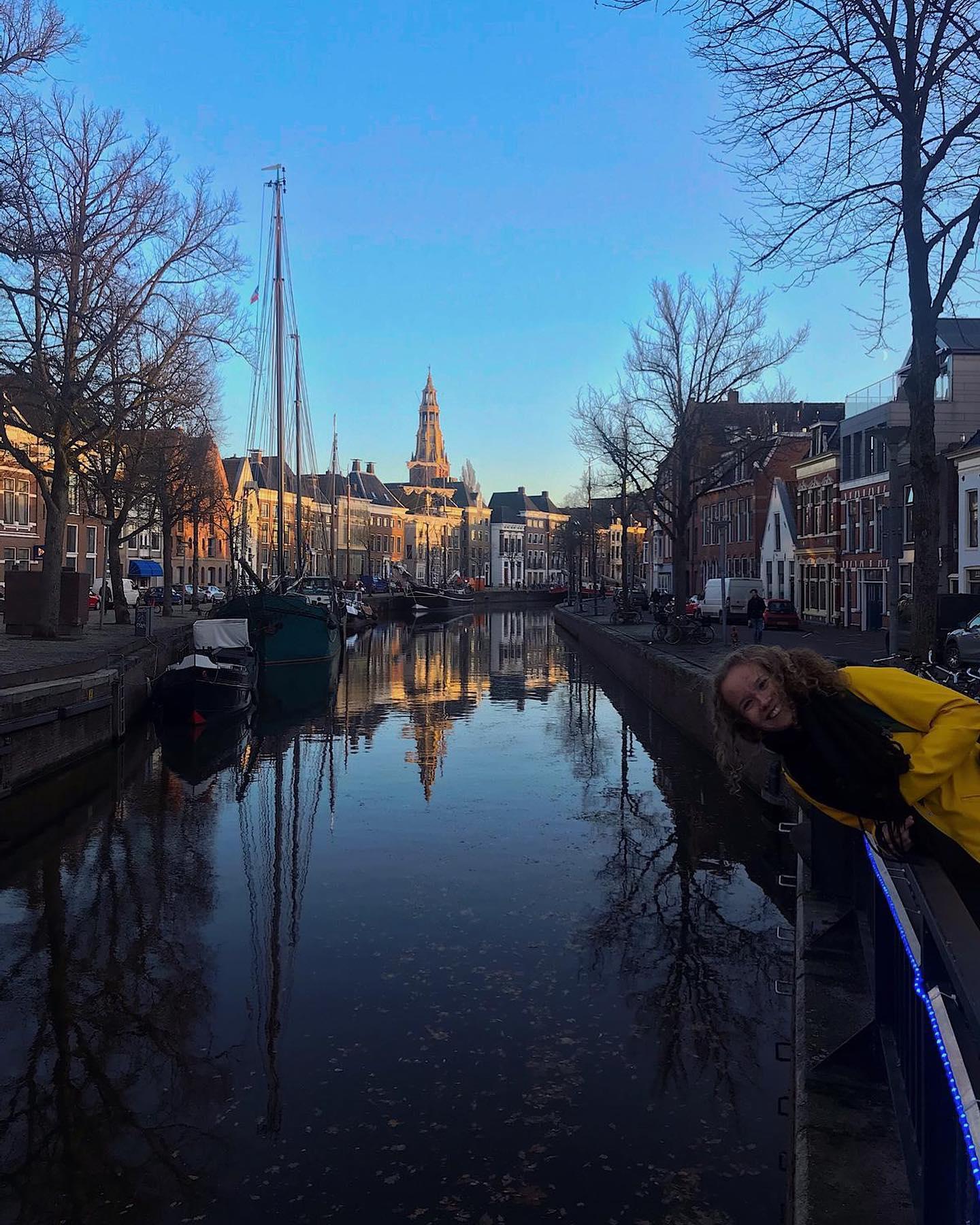 Spaziergang durch Groningens Innenstadt ☺️#erlebees