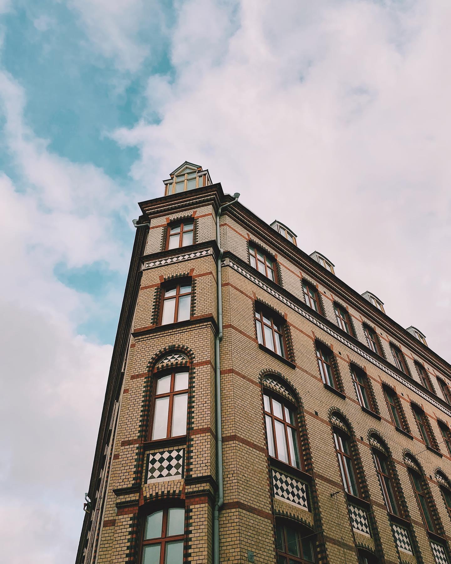 In den nächsten Tagen gibt's ein paar Fotos aus Schwedens zweitgrößter…