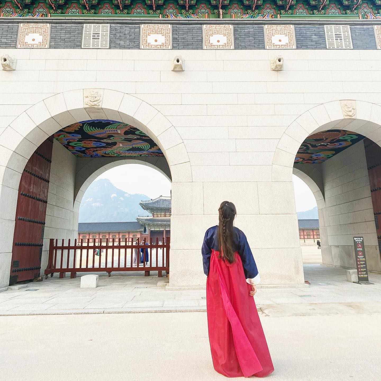 [Gyeongbokgung Palace] The first and largest royal palace built during Joseon…