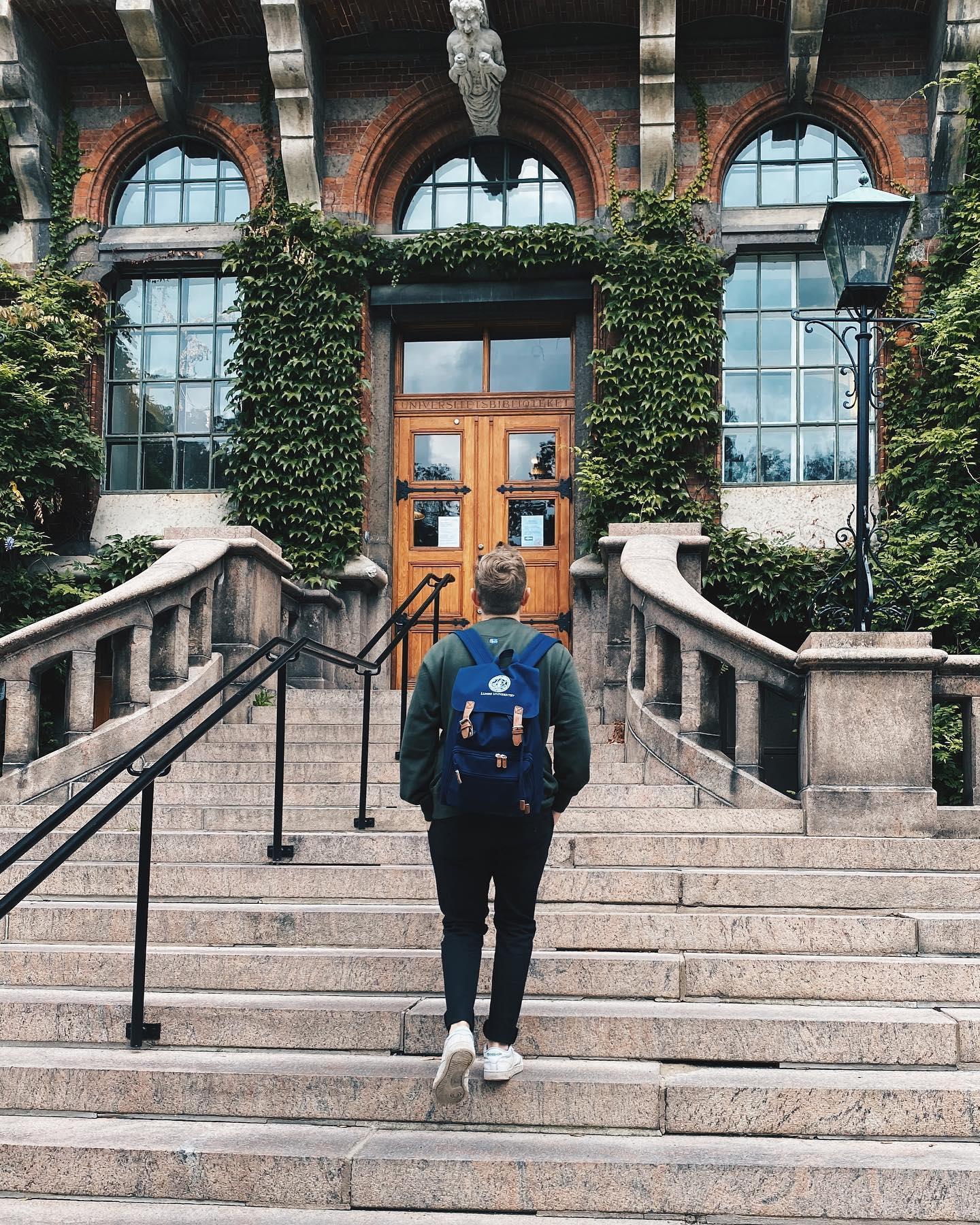Gestern begann in Lund die neue Study Period. Nach zwei Wochen Prüfungsphase…
