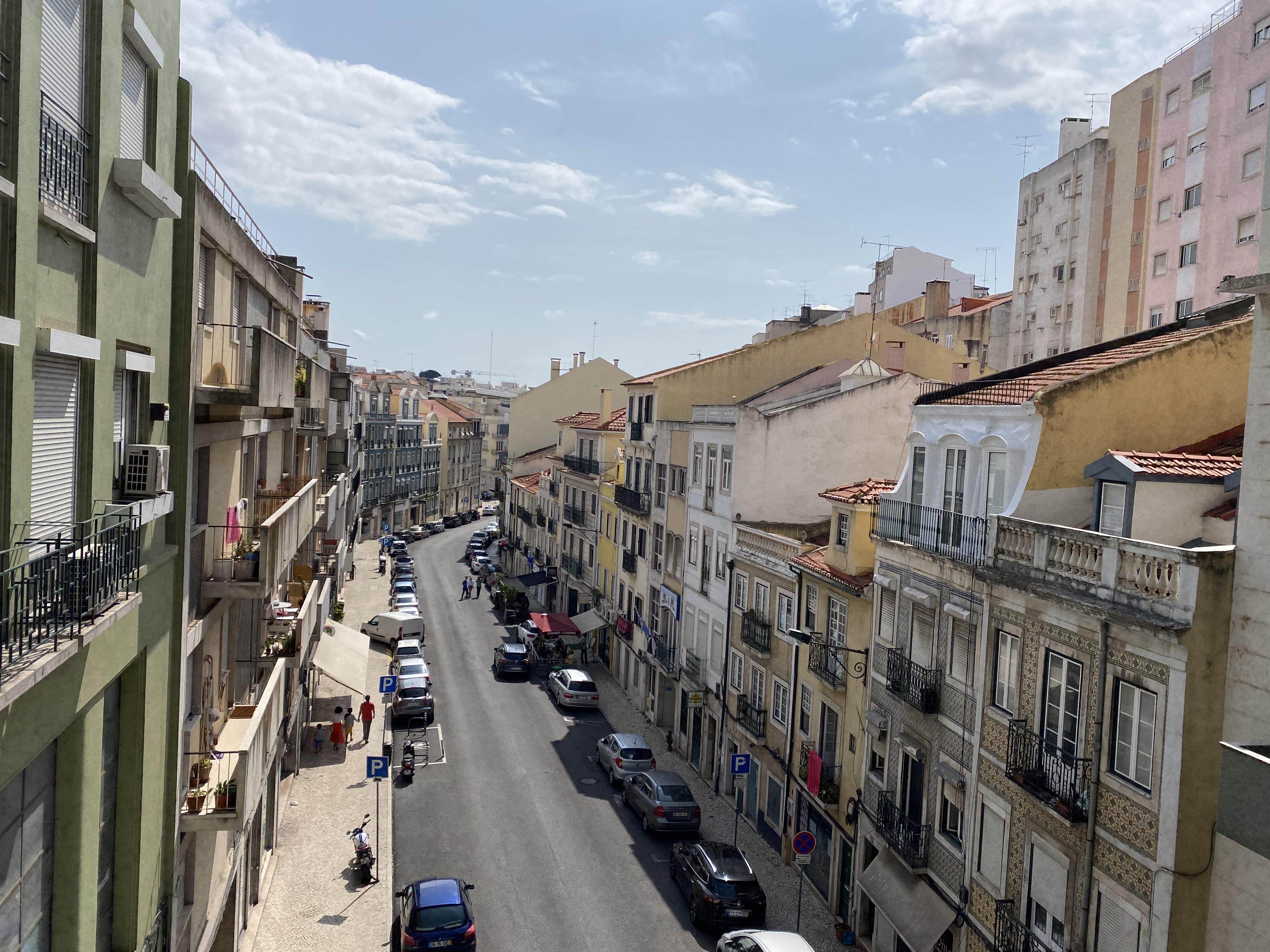 Zonas de Anjos – Ein Stadtviertel zum Verlieben
