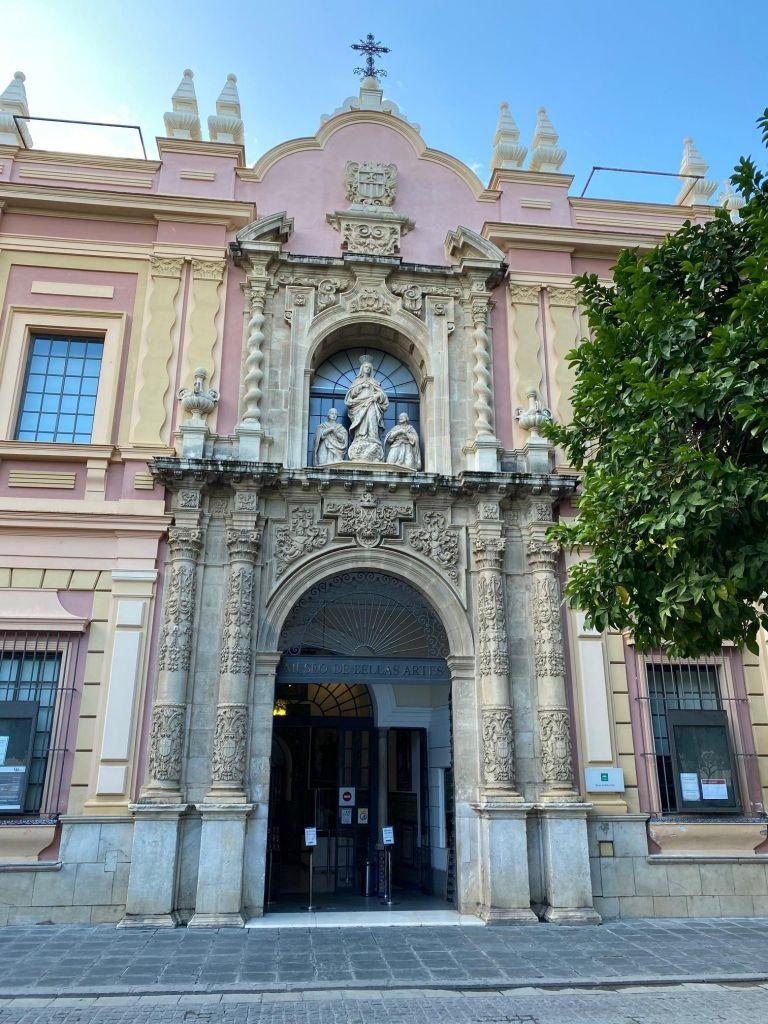 Außenfassade des Museums.