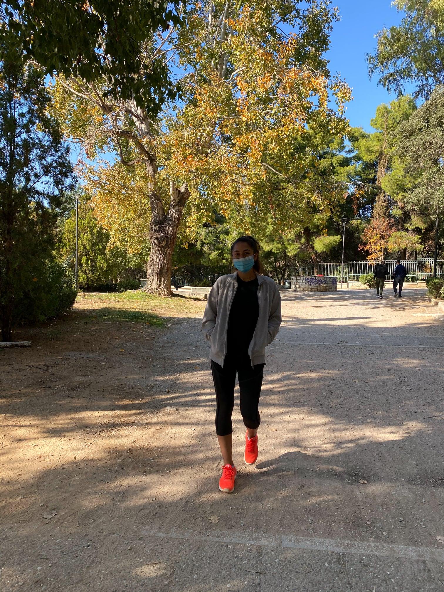Es ist zwar schon Dezember, aber hier in Athen fühlt es sich so an, als würde…