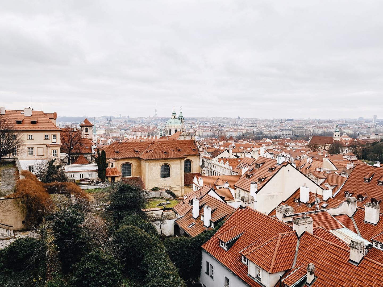 Über den Dächern Prags 🇨🇿…