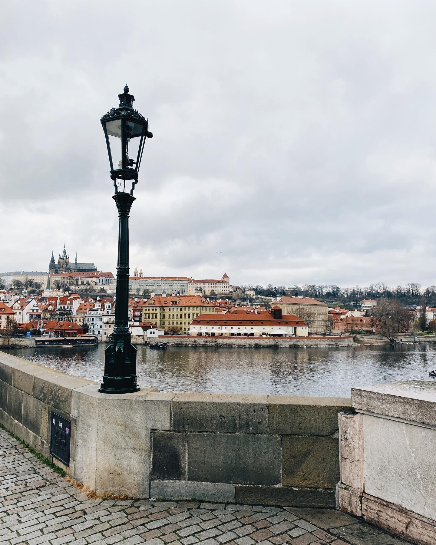Karlsbrücke Prag