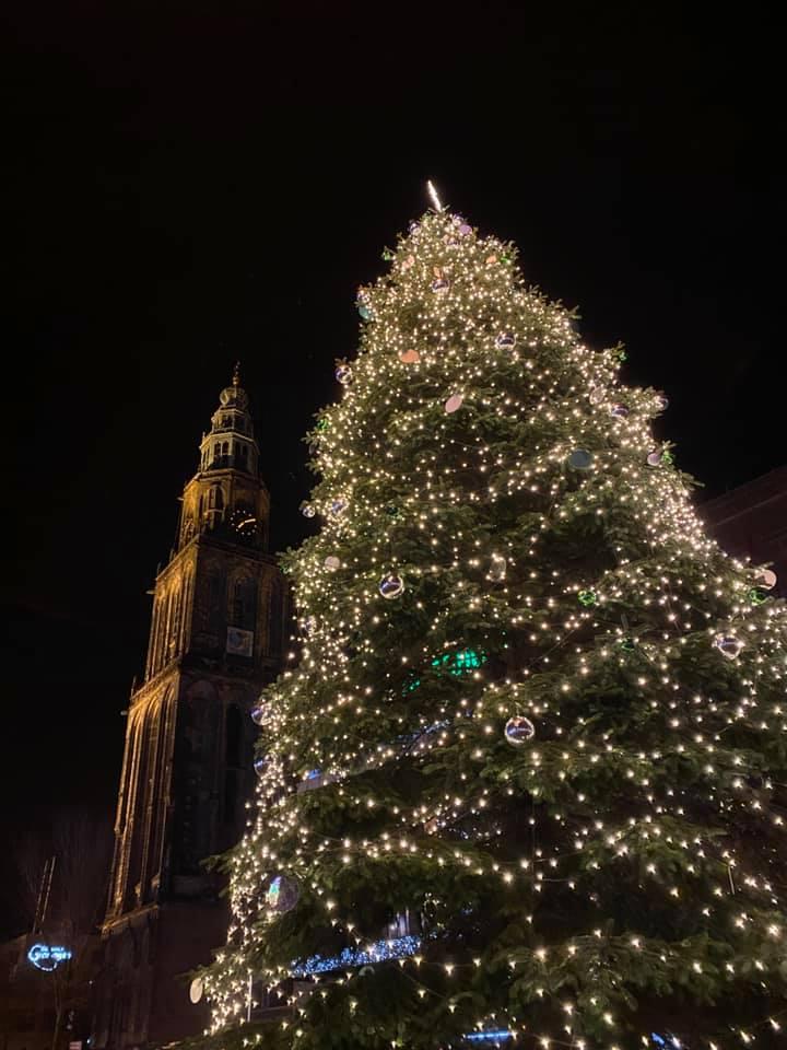 Weihnachtsstimmung in Groningen 🎄 #ErlebeEs