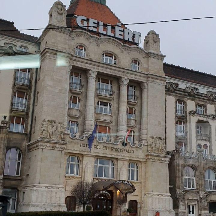 Impressionen aus Budapest.…