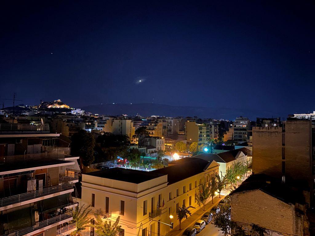 Drei sehenswerte Aussichtspunkte in Athen