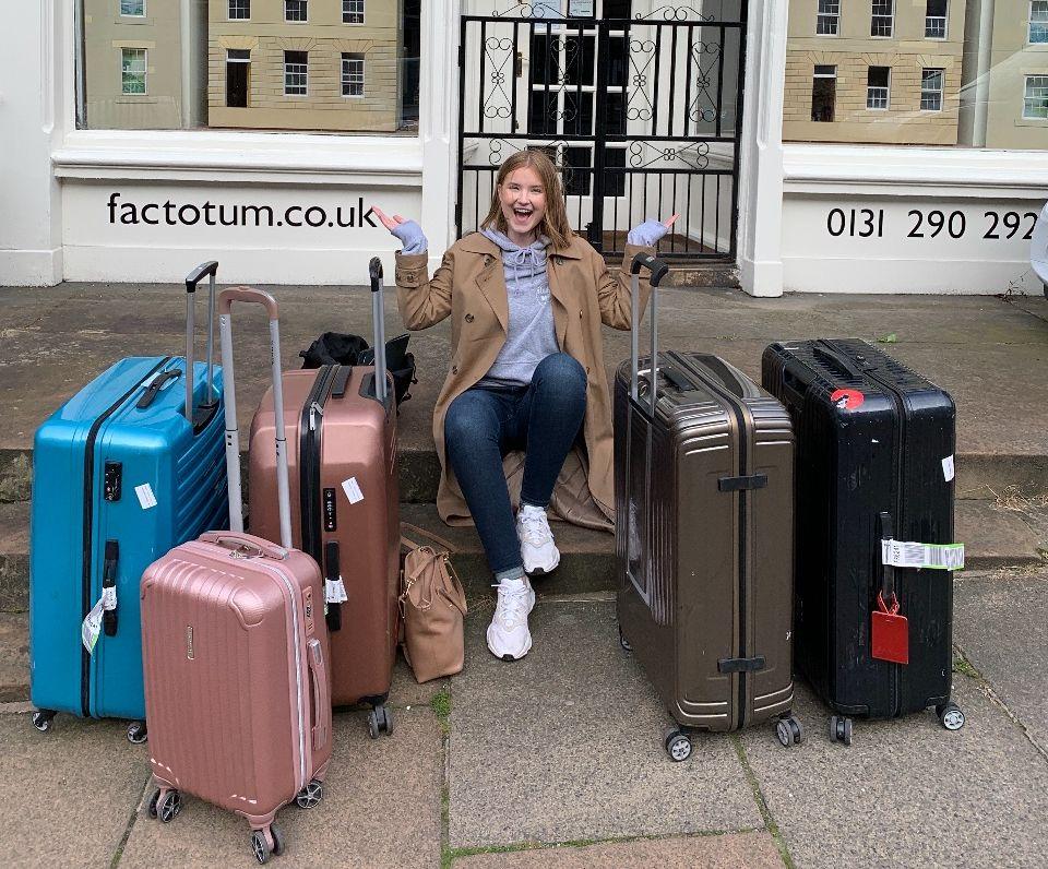 Erinnerungen im Herzen: Mein Abschied aus Edinburgh