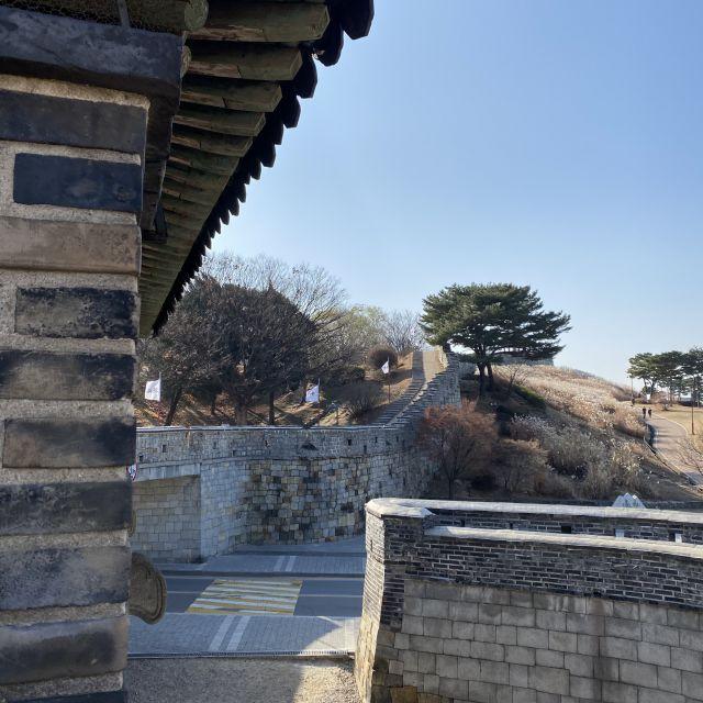 Eine Festung nach traditionelle koreanischer Bauart