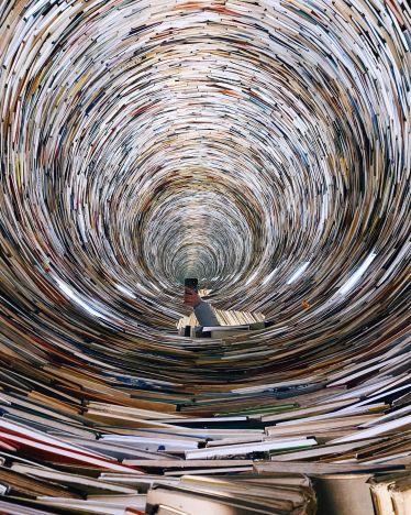 Einer meiner Vorsätze für 2021: Wieder mehr lesen 📚…