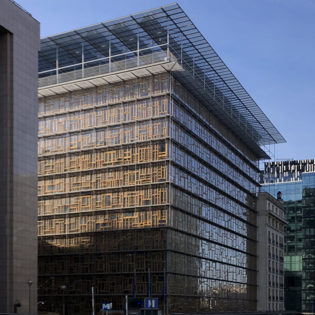 Der Europäische Rat und der Rat der EU (9/12)