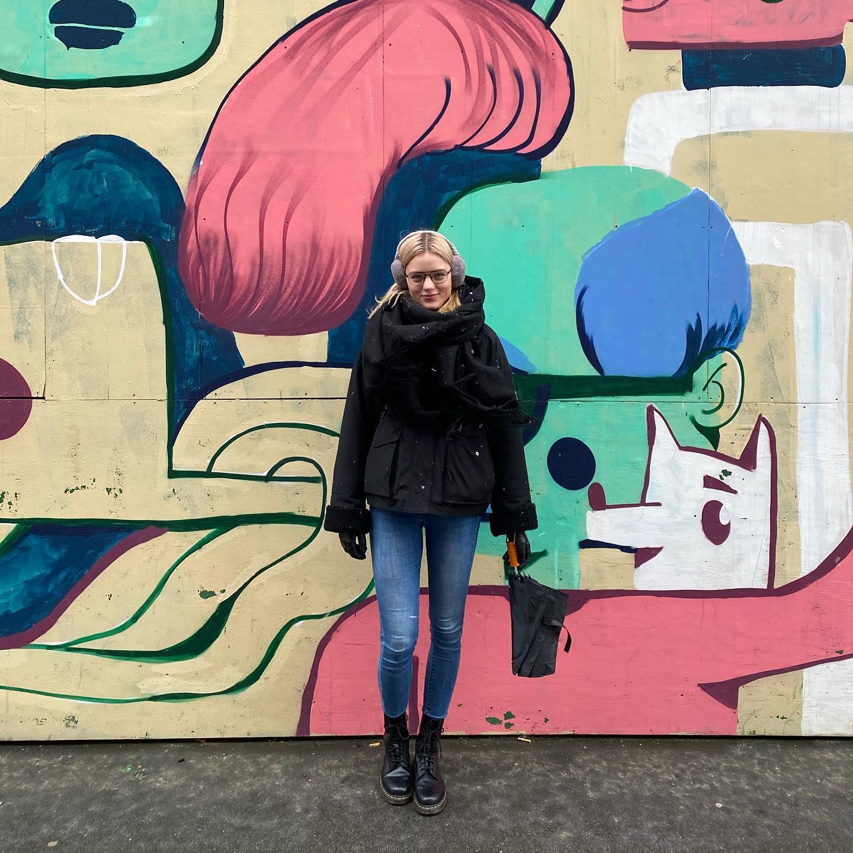 Da alle Museen geschlossen sind, kann man Kunst in Kopenhagen momentan nur…
