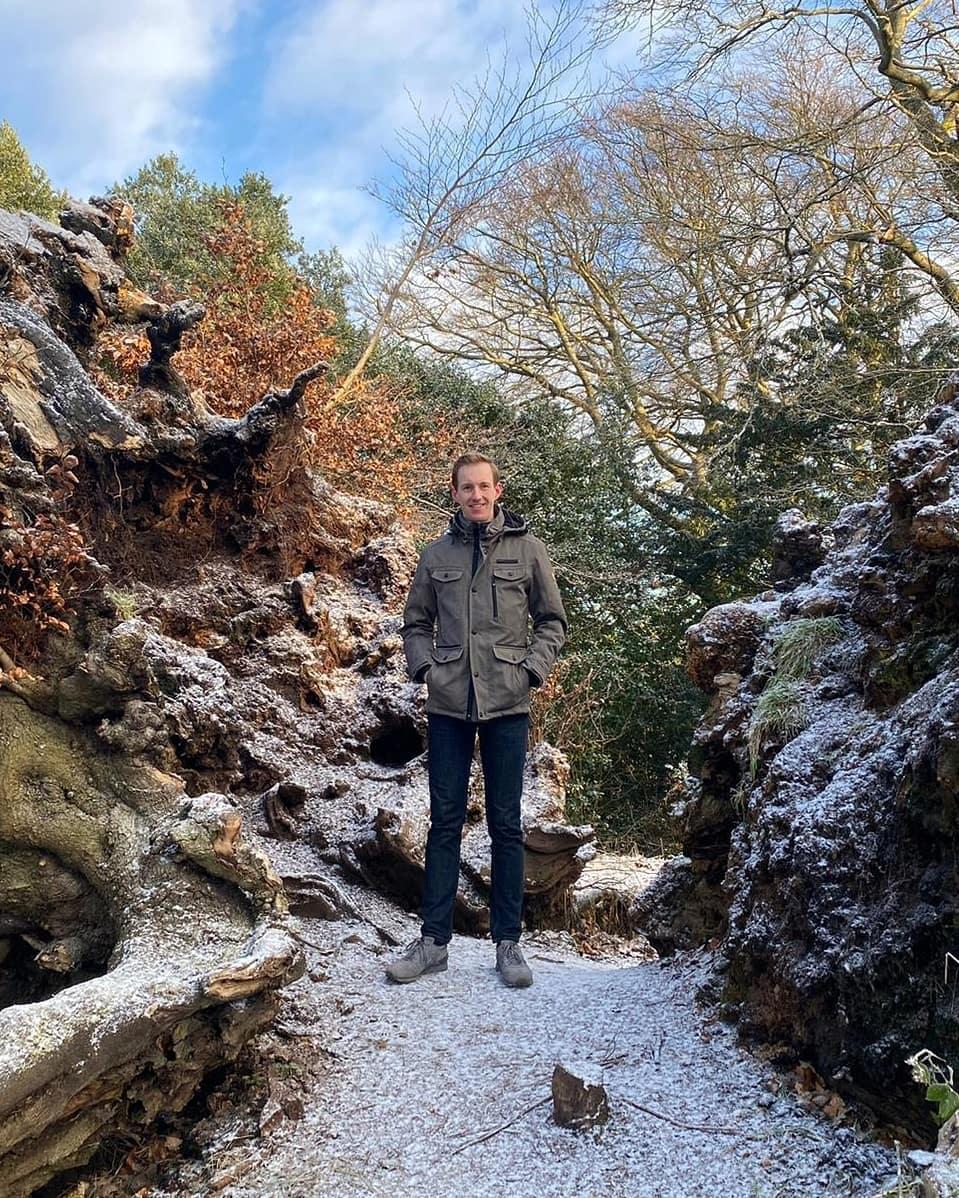 Sunday Funday – Der Pollock Country Park ist ein starker Kontrast zum derzeit…
